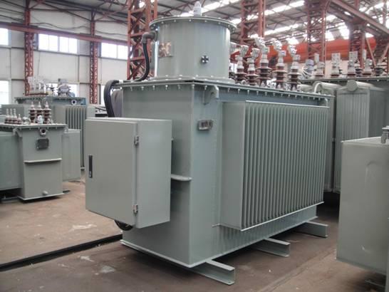 线路自动调压器(调压范围为-10%~+10%)结构回路原理